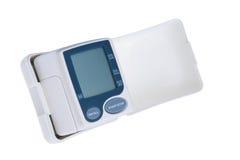Monitor do presure do sangue Foto de Stock