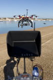 Monitor drone Royalty Free Stock Photos