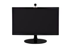 monitor kamera internetowa Zdjęcia Stock