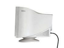 monitor komputera fotografia stock