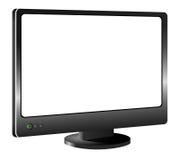 monitor komputera Zdjęcie Stock