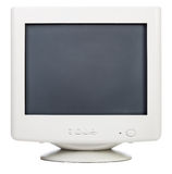monitor komputerowy stary Obraz Royalty Free