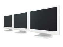 Monitor lcd Stock Photography