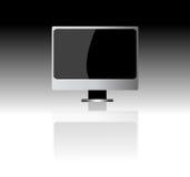 Monitor lcd Royalty-vrije Stock Foto