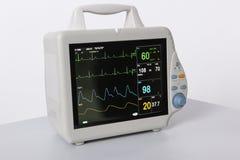 Monitor médico Imagen de archivo libre de regalías
