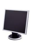 Monitor moderno del ordenador Imagen de archivo