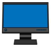 Monitor novo Ilustração Stock