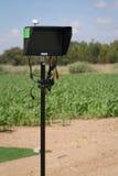 Monitor para o zangão Foto de Stock