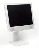 Monitor plano de la PC imagen de archivo libre de regalías