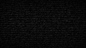 Visual video effects noise background monitor screen noise glitch effect. Glitch noise static television