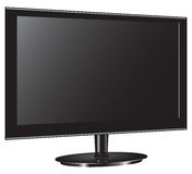 Monitor TV Royalty Free Stock Images