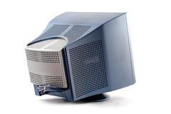 Monitor viejo. Imagen de archivo libre de regalías