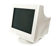 Monitor viejo de la CRT Fotografía de archivo