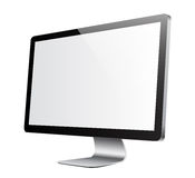 Monitor white picture