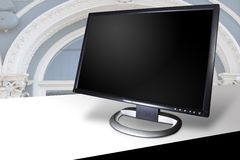 Monitor www web http internet Royalty Free Stock Photos