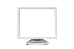 monitora lcd Obraz Royalty Free