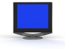 Monitore a tela lisa Fotos de Stock Royalty Free