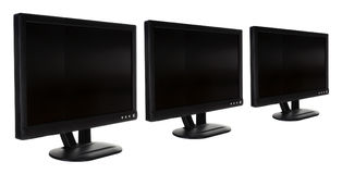 monitores Imagens de Stock