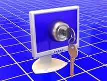 Monitores con claves