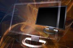 monitores del Internet del HTTP del Web de WWW Fotos de archivo libres de regalías