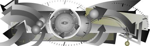 Monitoring medical technologies Royalty Free Stock Photo