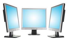 Monitors Royalty Free Stock Photos