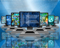 Monitors Stock Images