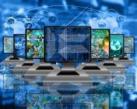 Monitors Stock Photos