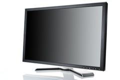 monitoru czarny biel obraz royalty free