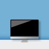 Monitoru ekranu mockup Obraz Stock