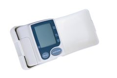 monitoru krwionośny presure Zdjęcie Stock