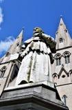 Moniument del ` s del vescovo Immagini Stock Libere da Diritti