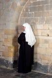 Monja joven Fotografía de archivo libre de regalías