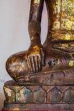 Monje de la mano Fotografía de archivo