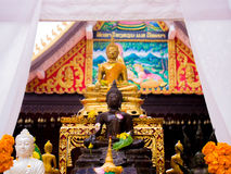 Monje en budista foto de archivo libre de regalías