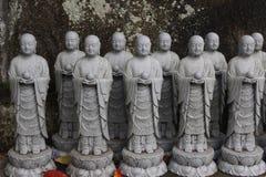 Monje Statue Foto de archivo libre de regalías