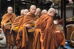 Monjes Fotografía de archivo libre de regalías