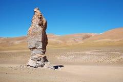 Monjes de Pakana, chile Foto de archivo libre de regalías
