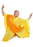 Monk royalty free stock images