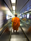 Monk Stock Image