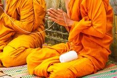 Monk Stock Image