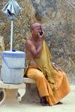monk Royaltyfria Bilder