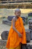 monk fotografia stock
