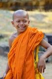monk immagine stock