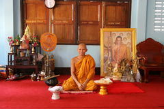 Monk2 Zdjęcia Royalty Free
