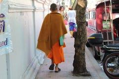 monk Foto de archivo