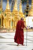 monk fotografia stock libera da diritti