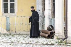 Monk. Royalty Free Stock Image