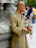 Monk Stock Photography