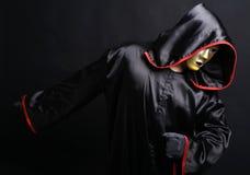 Monk mystical mask Stock Photo